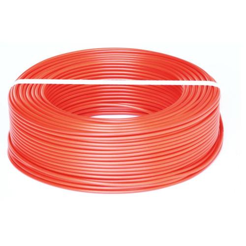 Cablu electric FY 1.5 rosu, rola 100 m