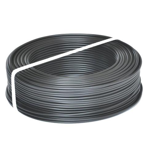 Cablu electric FY 2.5 negru, rola 100 m
