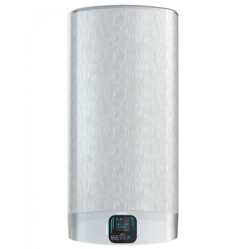 Boiler electric Ariston VELIS EVO PLUS 100 EU 100 litri, afisaj LED, functie ECO, instalare multipozitie, tehnologie Titanium PLUS, 7 Ani garantie