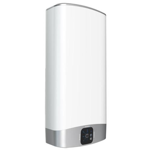 Boiler electric Ariston VELIS EVO 80 EU, 80 litri, afisaj LED, instalare V/O, 2 rezervoare emailate cu titan