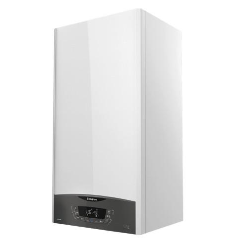 Centrala termica in condensare Ariston CLAS ONE 24, capacitate 24 kW, afisaj LCD, ACM instant, Clasa A+, Silentioasa