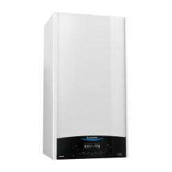 Centrala termica in condensare Ariston GENUS ONE 24, capacitate 24 kW, afisaj LCD, ACM instant, Functie AUTO, Silentioasa