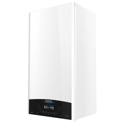 Centrala termica in condensare Ariston GENUS ONE 35, capacitate 35 kW, afisaj LCD, ACM instant, Functie AUTO, Silentioasa