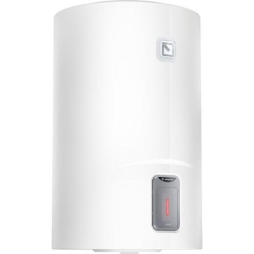 Boiler electric Ariston Lydos R 50 V 1.8K, capacitate 50 litri, Tehnologie WaterPlus, Protectie rezervor TitanShield, control mecanic