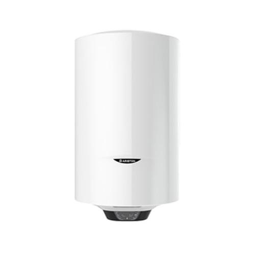 Boiler electric Ariston Pro1 ECO 80 V 1,8K PL EU, 80 litri, Economie ECO EVO, Tehnologiei WaterPlus, Ecran inteligent, Supapa siguranta, Functia T-MAX