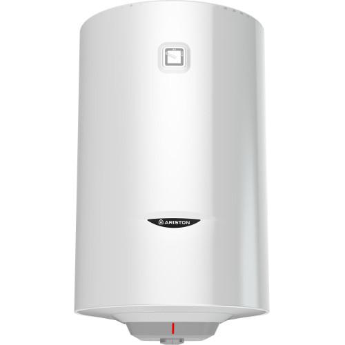 Boiler termoelectric Ariston Pro1 R 100 VTD 1,8K EU, 100 litri, serpentina dreapta, clasa ErP C