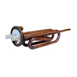 Rezistenta electrica pentru boiler electric Ariston 2000 W 228V, cod piesa 65111913