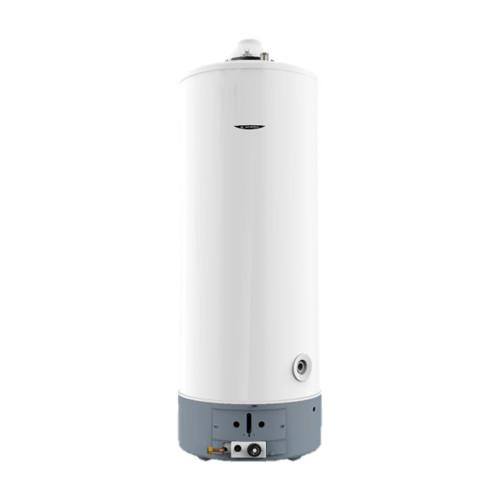 Boiler pe gaz Ariston SGA X 200 EE, 193 litri, montaj pardoseala, reglare temperatura, tiraj natural