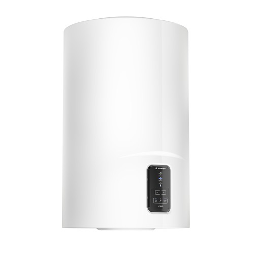 Boiler electric Ariston Lydos ECO 100 V 1.8K, capacitate 100 litri, Tehnologie WaterPlus, Protectie rezervor TitanShield, ECO EVO, setare manuala temperatura