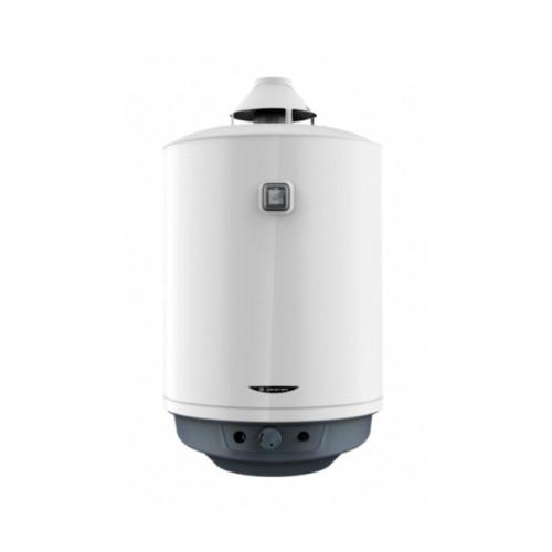 Boiler pe gaz Ariston S/SGA X 100, 100 litri, montaj pe perete, tiraj natural, reglare temperatura