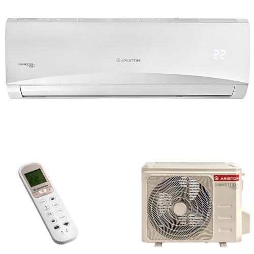 Aparat de aer conditionat Ariston Prios 35 12000 BTU, Follow Me, WiFi Ready, freon R32, A++