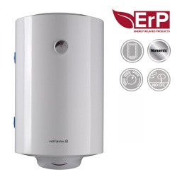 Boiler termoelectric Ariston Pro R EVO 120 VTS EU, 120 litri, serpentina stanga