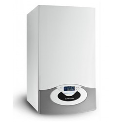 Centrala termica in condensare Ariston Genus Premium EVO HP 45 EU, tiraj fortat, 45 kW, fara ACM