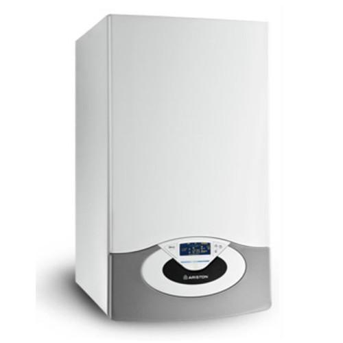 Centrala termica in condensare Ariston Genus Premium EVO HP 65 EU, tiraj fortat, 65 kW, fara ACM
