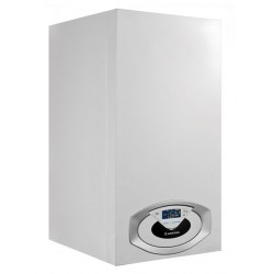 Centrala termica in condensare Ariston Genus Premium EVO HP 100 EU, tiraj fortat, 100 kW, fara ACM