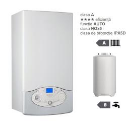Pachet centrala termica in condesare Clas Premium System Evo 18 EU cu boiler indirect BCH 120 EU