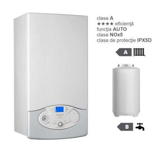 Pachet centrala termica in condesare Clas Premium System Evo 35 EU cu boiler indirect BCH 160 EU
