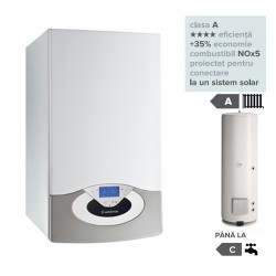 Pachet centrala termica in condesare Genus Premium HP Evo 45 EU cu boiler indirect BC1S 300 EU
