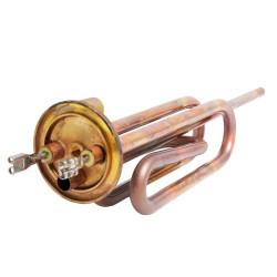 Rezistenta electrica pentru boiler electric Ariston 1800 W 230V, cod piesa 65108913