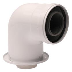 Cot plecare kit evacuare centrala termica condensare ATI Tip 03, PP/ALL, 60 / 100
