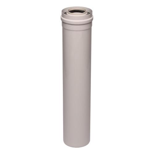 Prelungire evacuare centrala termica condensare ATI 0.25 m, diametru 60 / 100, PP/ALL