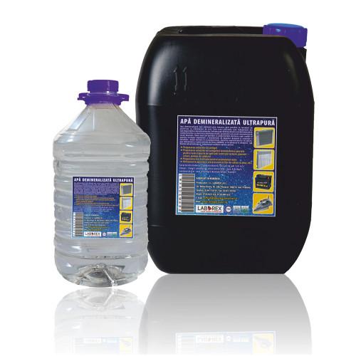 Apa ultrapura demineralizata Chemstal 5 kg