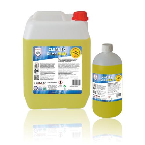 Agent curatare superconcentrat antibacterian pentru instalatii climatizare Chemstal Cleanex Clima PLUS 5 kg
