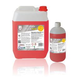 Dezincrustant actiune rapida pentru centrale termice in condensare Chemstal Cleanex Inox-Al PLUS 1,5 kg