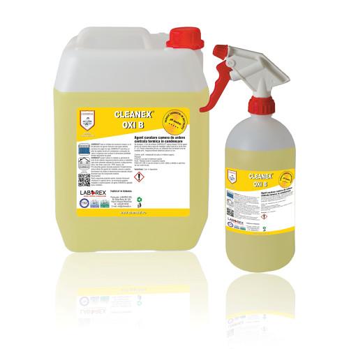 Agent acid curatarea exteriorului schimbatoarelor de caldura Chemstal Cleanex OxiB 1 kg