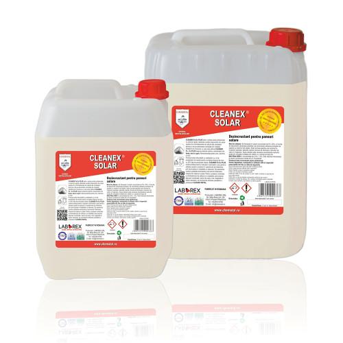 Dezincrustant pentru panouri solare Chemstal Cleanex Solar 10 kg