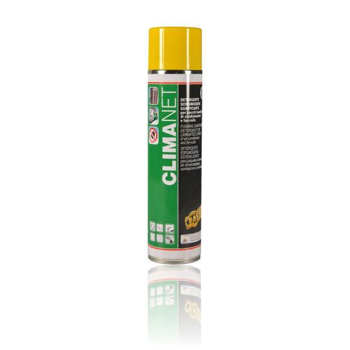 Solutie spray pentru curatare instalatie aer conditionat Facot Climanet Spray 600 ml