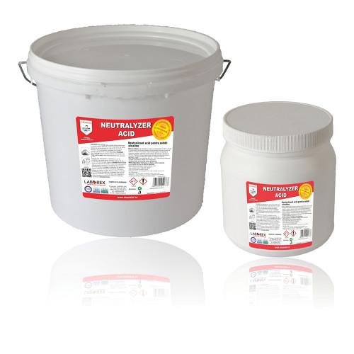 Neutralizant solutii alcaline Chemstal Neutralyzer Acid 4 kg