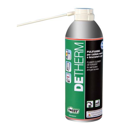 Solutie pentru curatarea arzatoarelor Facot Detherm 400 ml