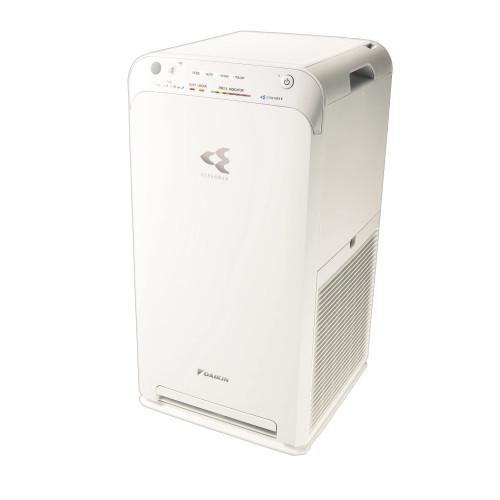 Purificator de aer Daikin MC55W, Purificare Flash Streamer, Ionizator cu plasma, Filtre Hepa, alb
