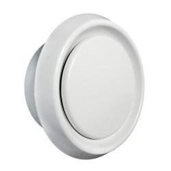 Anemostat circular Dospel AN 100, diametru 100 mm