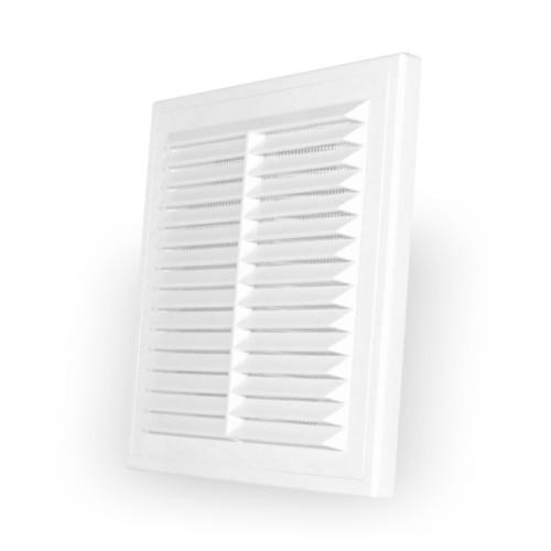 Grila ventilatie rectangulara cu plasa de insecte Dospel D 250 RW