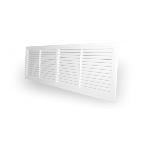 Grila ventilatie rectangulara cu plasa de insecte Dospel D 430x110 RW