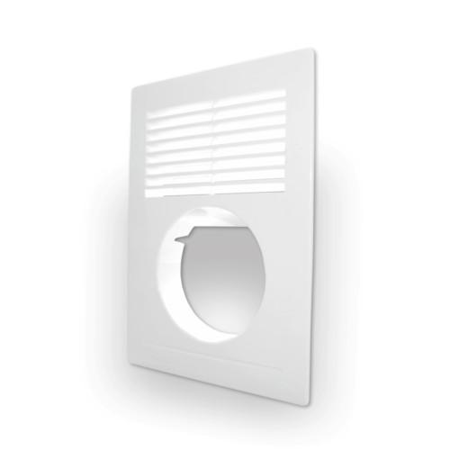 Grila ventilatie rectangulara Dospel D14 100 OW