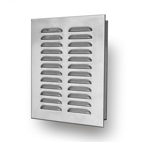 Grila ventilatie rectangulara Dospel D/AK 140x140 /B