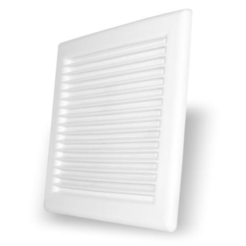 Grila ventilatie rectangulara cu plasa de insecte Dospel DL 135 RW