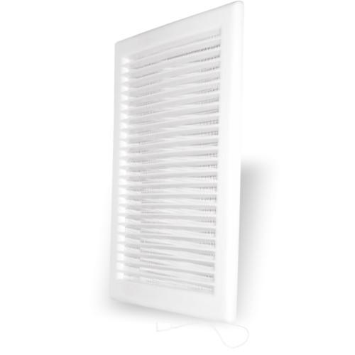 Grila ventilatie rectangulara cu plasa de insecte Dospel DL 90x240 Z