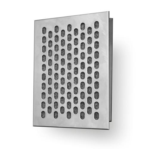 Grila ventilatie rectangulara Dospel D/TKM 140x140 B