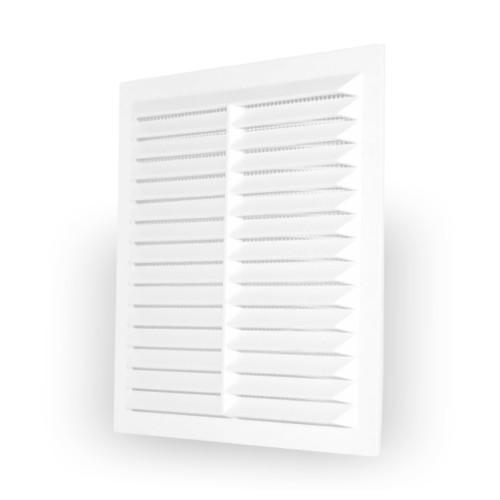 Grila ventilatie rectangulara cu plasa de insecte Dospel D 235 W
