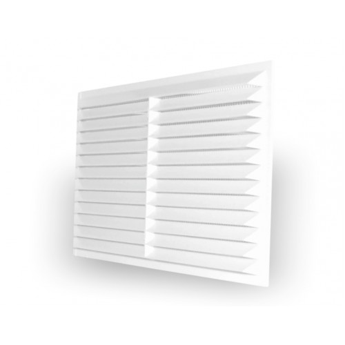 Grila ventilatie rectangulara Dospel D 220x120 W