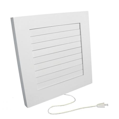 Grila ventilatie rectangulara cu jaluzele fir Dospel IMPERIO 135
