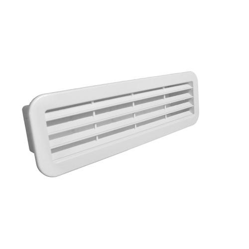 Grila ventilatie rectangulara cu dumper Dospel KZP 220x55 D