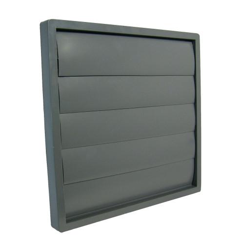 Grila ventilatie rectangulara cu jaluzele automate Dospel RKZ 300