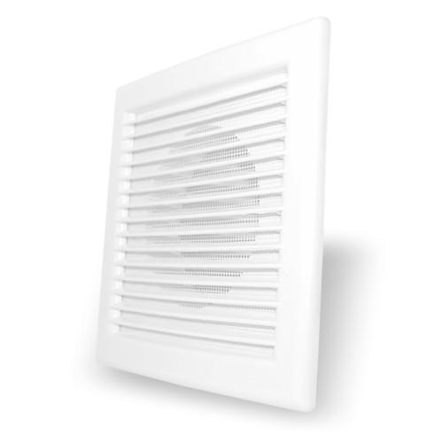 Grila ventilatie rectangulara cu plasa de insecte Dospel DL/150 RW