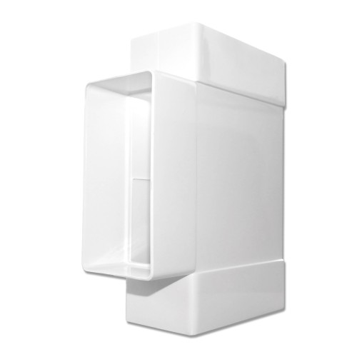 Ramificatie rectangulara T Dospel D/TP 110x55