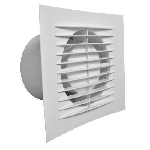 Ventilator casnic de perete cu temporizator Dospel FRESH 100 WC